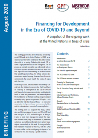 Cover Finance for Development Covid19