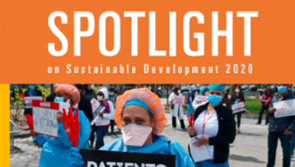 Spotlight on Sustainable Development 2020